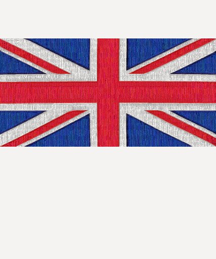Union Jack - Flag of the United Kingdom T Shirts