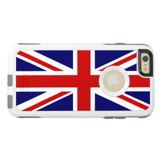 Union Jack Flag Otterbox Iphone 6 Plus Case