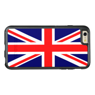 Union Jack Flag Otterbox SMTRY Iphone 6 Plus Case