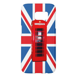 Union Jack/Flag & Phone Box Design