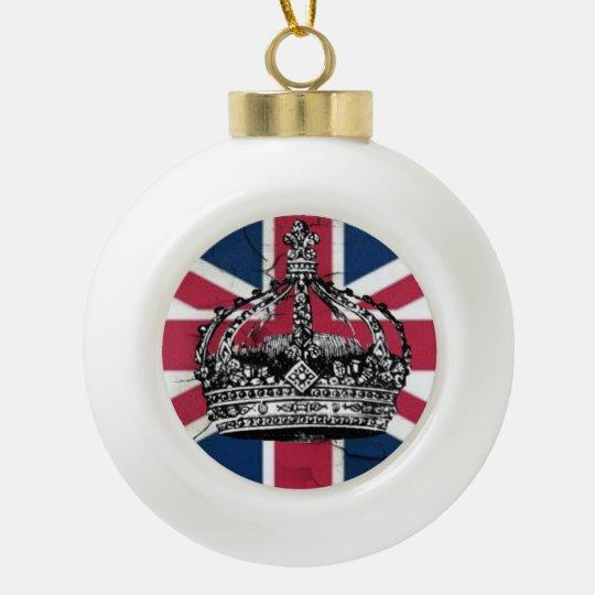 Union Jack Flag Queen of England Diamond Jubilee