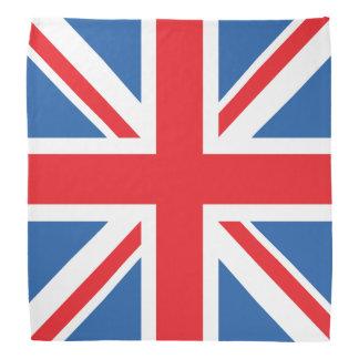 Union Jack/Flag Square Design Bandanas