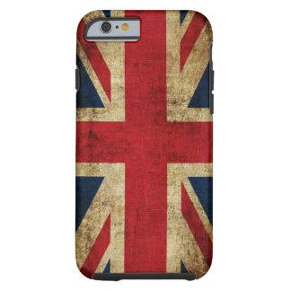 Union Jack Flag Tough iPhone 6 Case