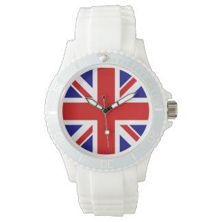 Union Jack Flag Watch