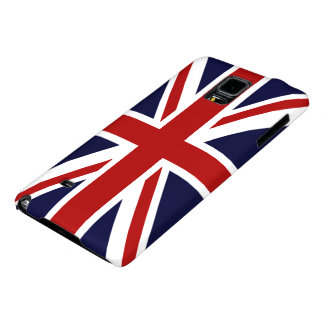 Union Jack Galaxy Note 4 Case