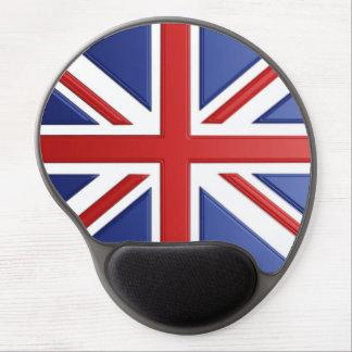 Union Jack Gel Mouse Mat