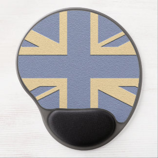 Union Jack Gel Mouse Pad
