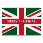 Union Jack Greeting Cards