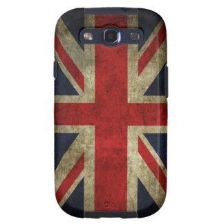 Union Jack Grunge Samsung Galaxy S3 Case