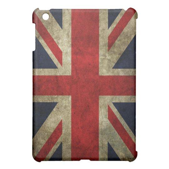 Union Jack Grunge iPad Mini Case