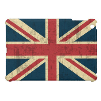 Union Jack Grungy Distressed Cover For The iPad Mini