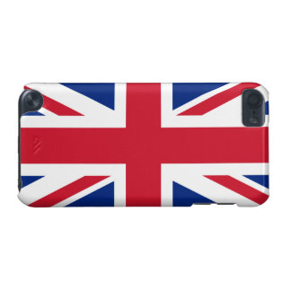 Union Jack iPod Touch 5G Cover