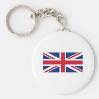 Union Jack Key Ring