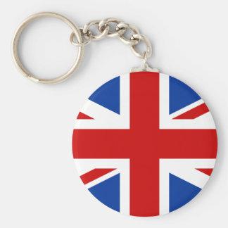 Union Jack Key Chain