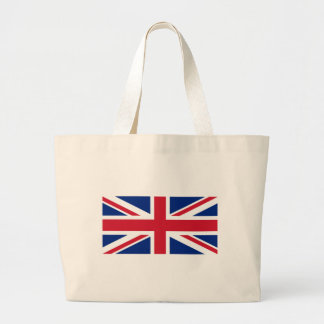 Union Jack Large Tote Bag