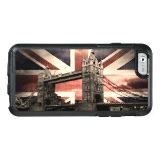 Union Jack London OtterBox iPhone 6/6s Case