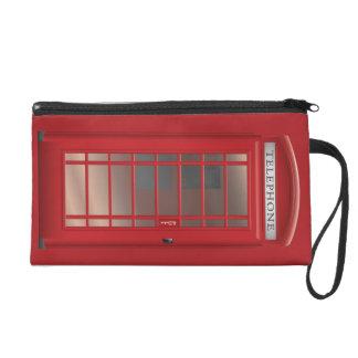 Union Jack London Red Phone CallBox Wristlet