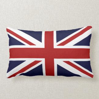 Union Jack Lumbar Cushion