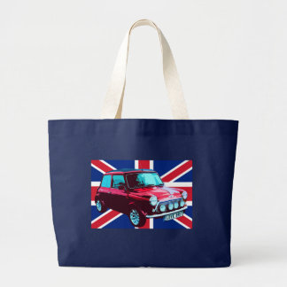 Union Jack Mini Large Tote Bag