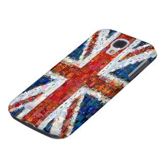 Union Jack Montage Galaxy S4 Case