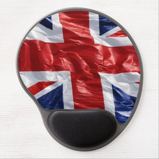 Union Jack Mouse pad Gel Mouse Pads