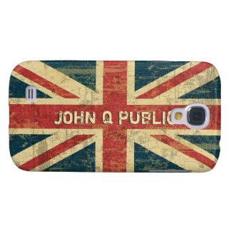 Union Jack Name Template HTC Vivid Cases