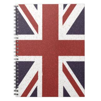 Union Jack Notebook