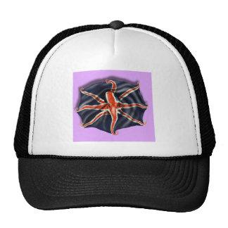 Union Jack Octopus Light Cap