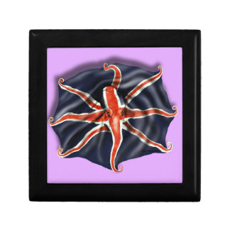 Union Jack Octopus Light Gift Box