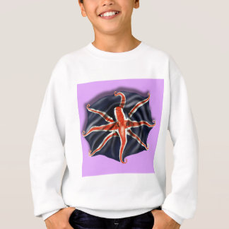 Union Jack Octopus Light Sweatshirt