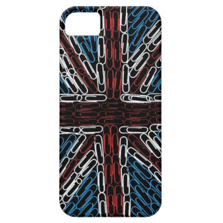 Union Jack of Paperclips iPhone 5 Case