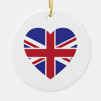 Union Jack Ornament