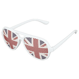 Union Jack Party Sunglasses