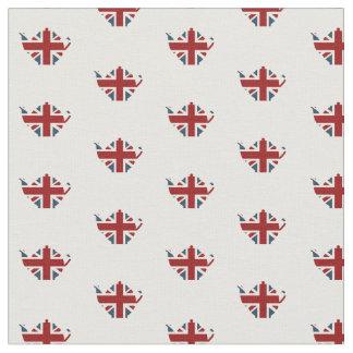 Union Jack Patriotic English Tea Kettle