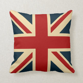 Union Jack Pillow Throw Cushion
