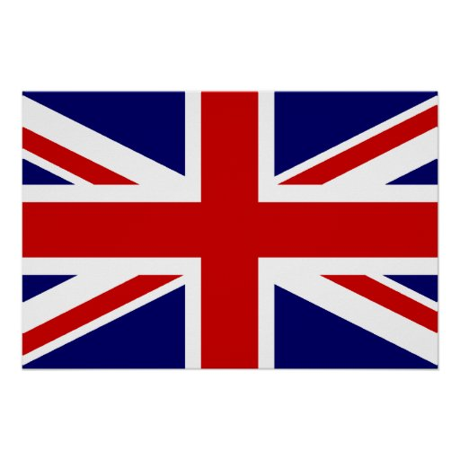 Union Jack Posters