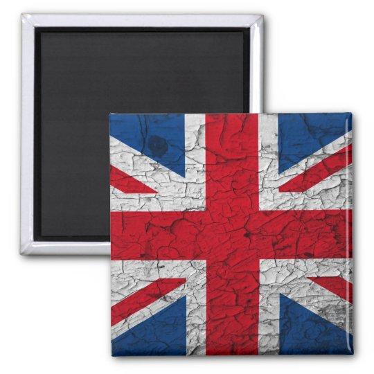 Union Jack refrigerator magnet/magnet Square Magnet