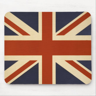Union Jack Retro Mouse Mat