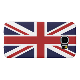 Union Jack Samsung Galaxy S6 Cases