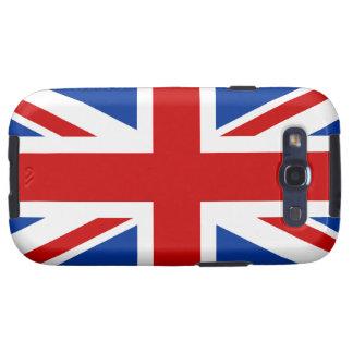 Union Jack-Samsungs-Galaxie-S Galaxy SIII Covers