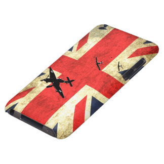 Union Jack Spitfire Case-Mate iPod Touch Case