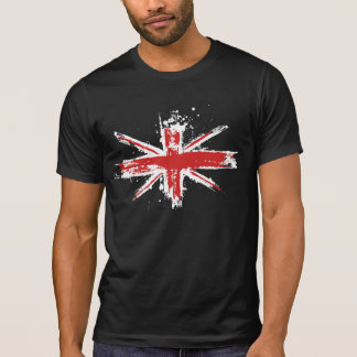 Union Jack Splatter T-Shirt