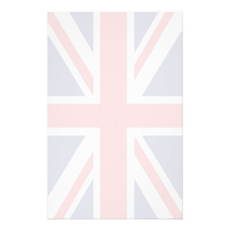 Union Jack Stationery