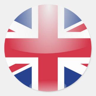 Union Jack Sticker