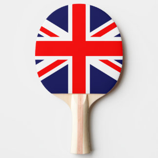 Union Jack Table Tennis Bat Paddle