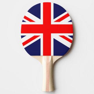 Union Jack Table Tennis Bat Paddle