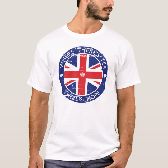 Union Jack Tea Shirt