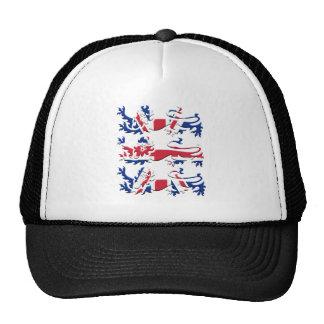 Union Jack Three Lions Cap