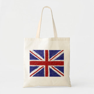 Union Jack Tote Bags