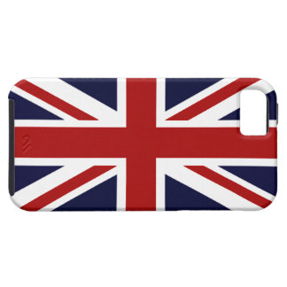 Union Jack Tough iPhone 5 Case